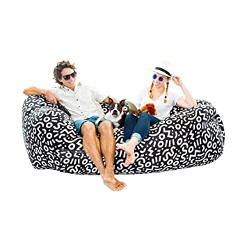 ORSEN Luft Sofa Couch, Wasserdichtes Aufblasbares Sofa, Air Lounger,  Aufblasbare Liege, Luftsack
