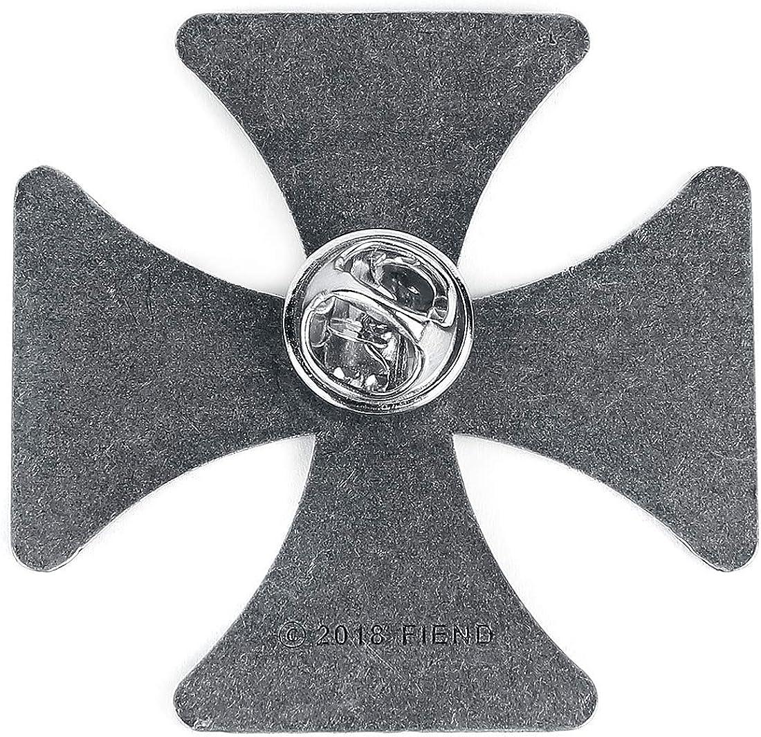 Iron Cross Pin schwarz