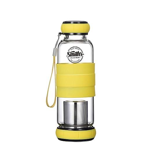 filtro de t/é para todas las botellas de agua HYDY HYDY Infusor de t/é de silicona sin BPA