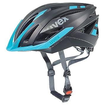 Uvex Casco de bicicleta Ultra Snc, todo el año, unisex, color Black-