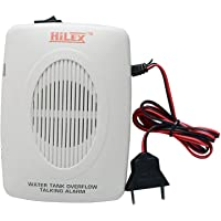 HELEX UM Info World Store Water Tank Overflow Talking Alarm (White)