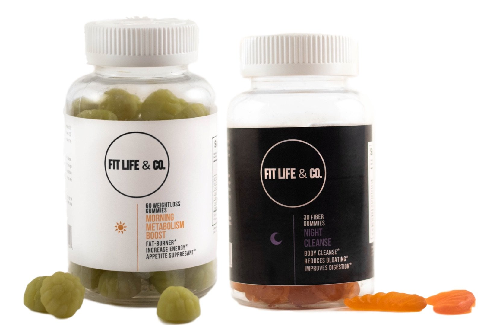 FLC Weight-loss & Cleanse Gummies- 1 month