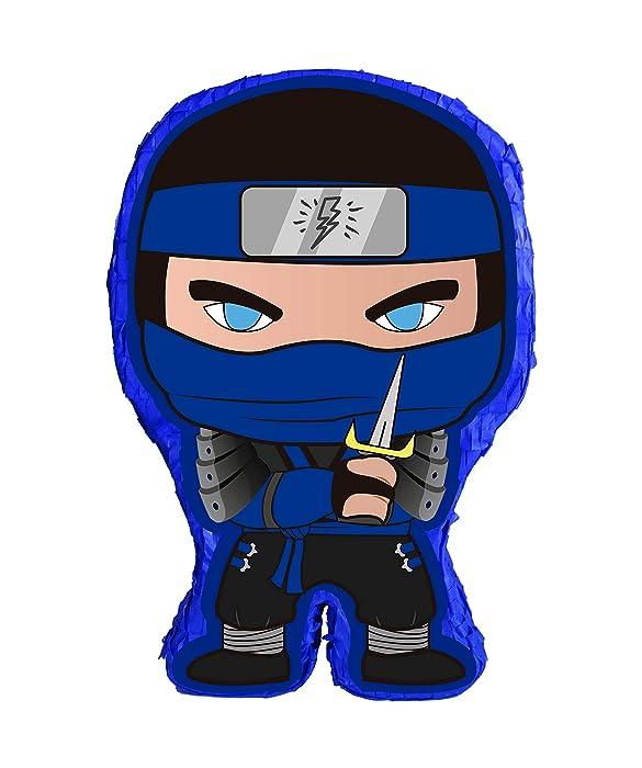 Aztec Imports, Inc. Blue Ninja Kid Pinata