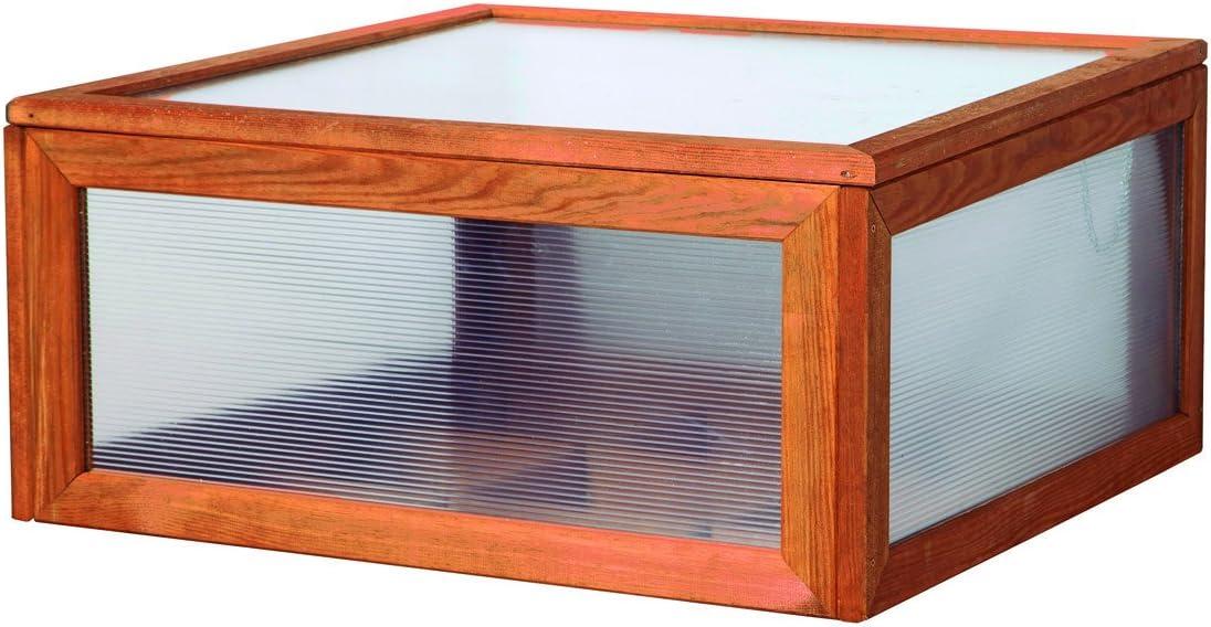 Catral 75010002 - Cajón invernadero para Huerto Seed 120, 40 x 100 ...