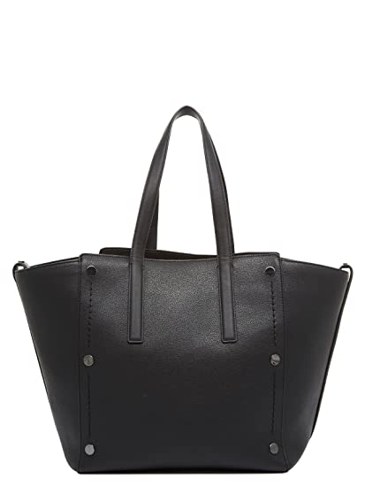 c790c886ee Calvin Klein Yvon Tote black  Amazon.co.uk  Clothing