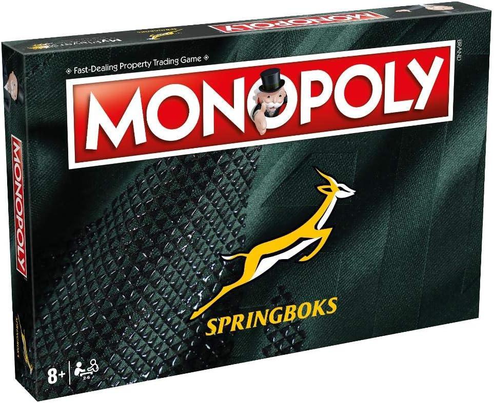 Winning Moves Springbok Monopoly Juego de Mesa: Amazon.es: Juguetes y juegos