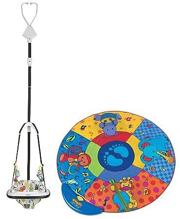 06de61b3b Amazon.com   Graco Bumper Jumper with Musical Play Mat