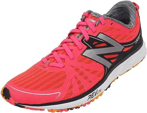 New Balance - Zapatillas de Running de Material Sintético Hombre, Rosa (Rosa neón), 45,5: Amazon.es: Zapatos y complementos