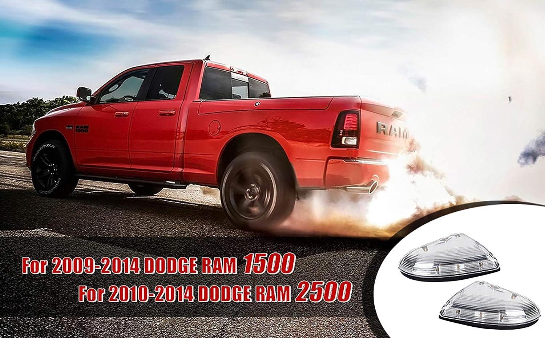 68064949AA und 68064948AA und Beifahrerspiegel f/ür Dodge Ram 1500 1 Paar Fahrer