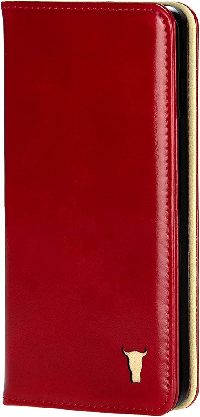 Custodia in pelle per iPhone XS Max - (PRODUCT)RED - Apple (IT)