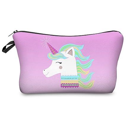 Estuche de unicornios, organizador de bolígrafos, bolsa de maquillaje; de Fringoo®