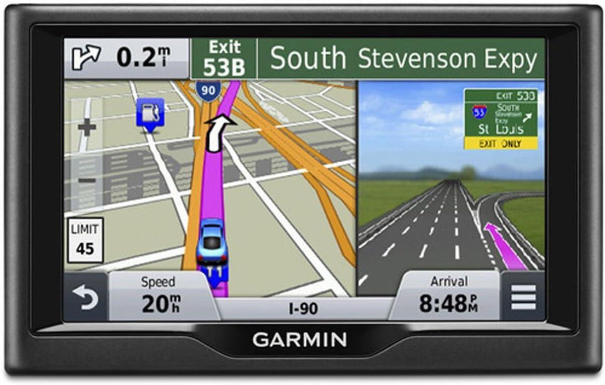 Garmin Nuvi 57LM 5-Inch GPS Navigator Renewed