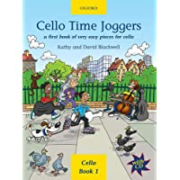 Cello Time Joggers + CD: A first book