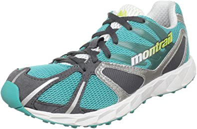 Montrail Women's Rogue Racer Trail Running Shoe,Reef/Voltage,6 ...