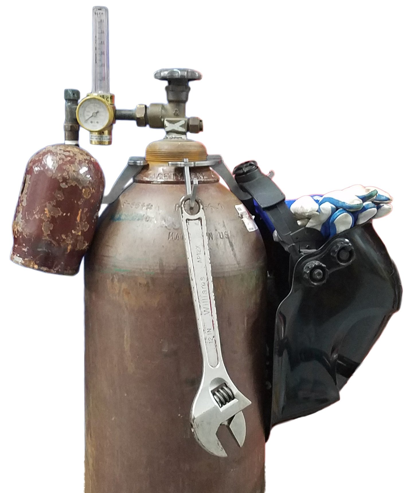 Hel-Hook Steel Welding Hanger Kit - Standard by Mercury Plastics