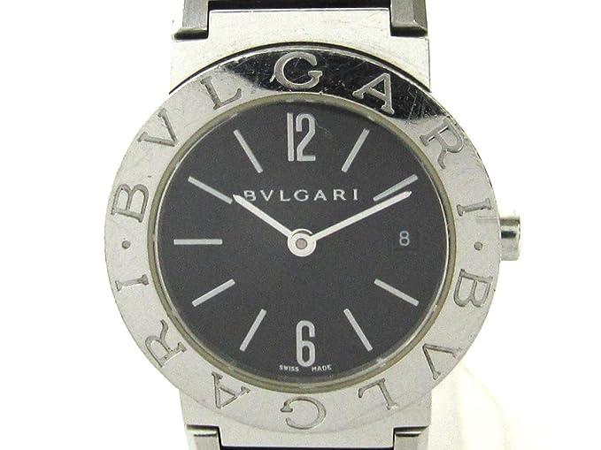 15bf077dcb30 Amazon   BVLGARI(ブルガリ) 腕時計 BB26SS ブルガリブルガリ レディース ...
