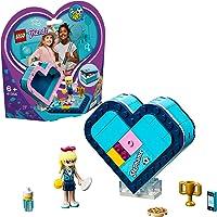 LEGO Friends Stephanie's Heart Box Building Blocks for Girls ( 85 Pcs)41356