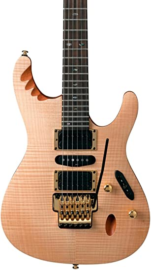 Ibanez egen8 Herman Li Signature Guitarra Eléctrica plantinum Rubio