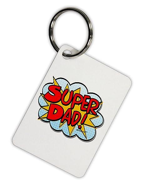 Amazon.com: tooloud Super Dad – Superhéroe de cómic de ...