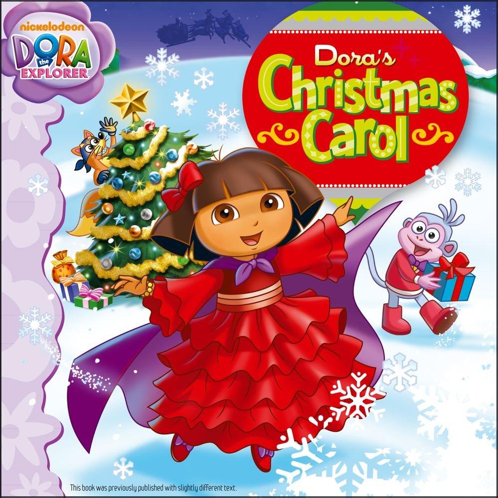 Christmas Carol Meaning.Dora S Christmas Carol Dora The Explorer Christine Ricci Robert