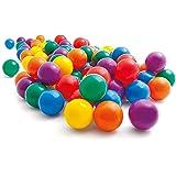 انتيكس 49602 كرات بلاستيكية للمسابح - 100 قطعة