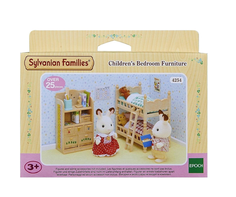 Sylvanian Families Childrenu0027s Bedroom Furniture Set: Sylvanian Families:  Amazon.co.uk: Toys U0026 Games