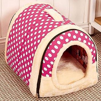Casa para Perro Gato Mascotas Casa y Sofá cajón cama Cueva de Perro Gato Puppy Conejo