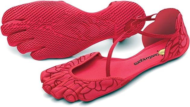 Zapatillas de dedos Vibram FiveFingers VI-S originales para mujer, sandalias, todos los colores, rosa oscuro, 36 EU: Amazon.es: Deportes y aire libre