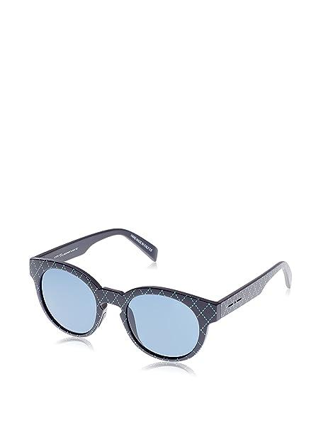 italia independent Gafas de Sol 0909T-CAM-49 (49 mm) Negro ...