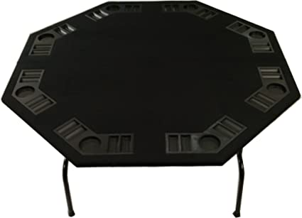 Black felt poker table top felt layout 2017