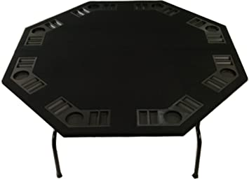 GUARANTEED XMAS DELIVERY IF ORDERED BY 2PM ET 12/18! Folding Octagon Poker  Table