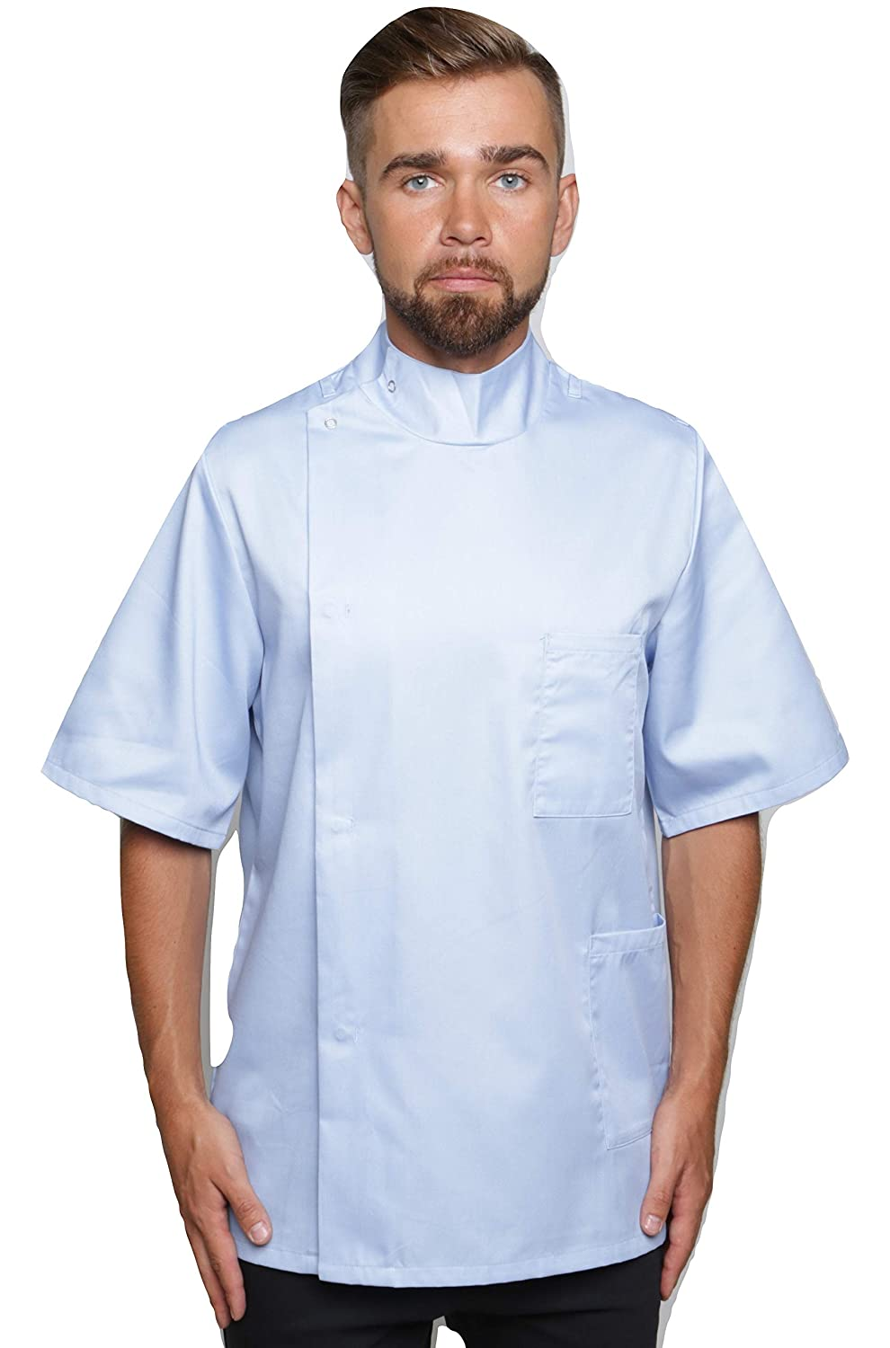 Amazon.com: Mirabella Health and Beauty Clothing Mens Dentist Top: Clothing