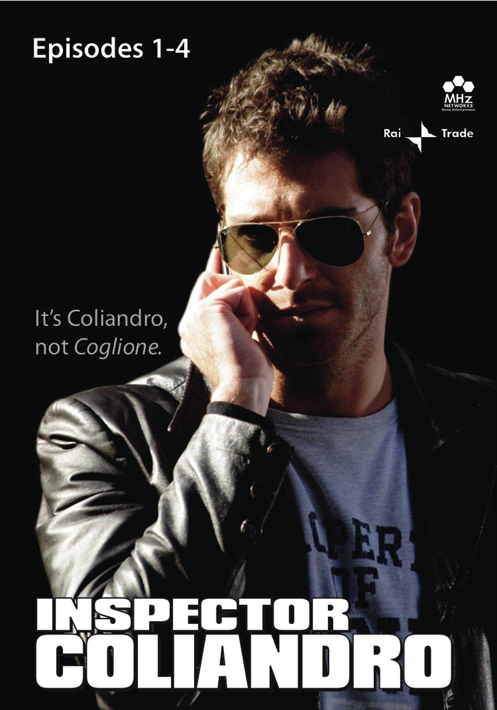 Inspector Coliandro: Episodes 1-4