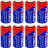 6V Batteries 4LR44 Alkaline Battery 476A L1325 PX28A for Dog Collar 8 PCS