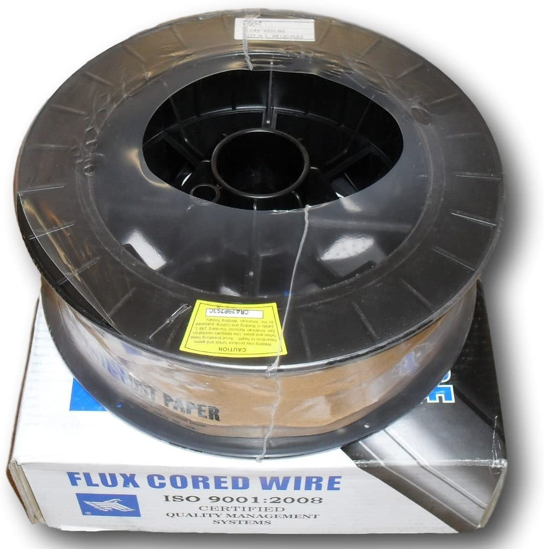 """Hardfacing .045/"""" 700-HT Flux-Cored MIG Welding Wire 25 lbs MADE IN THE USA"""