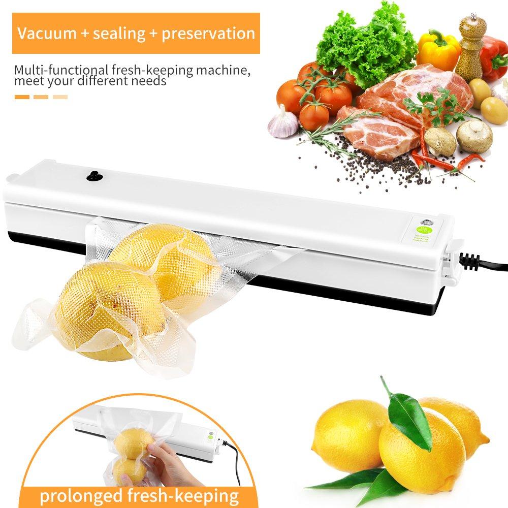 Amazon.com: Vacuum Sealer Machine, AOFU Vacuum Sealing System for ...