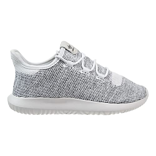 65aff83ead9094 Adidas Originals Tubular Shadow Knit Preschool Unisex Shoes White Core Black  by2223 (2.5 M