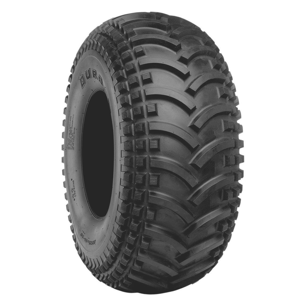 Duro HF243 Tire - Front/Rear - 22x11x8 , Position: Front/Rear, Tire Size: 22x11x8, Rim Size: 8, Tire Ply: 2, Tire Type: ATV/UTV, Tire Application: Mud/Snow