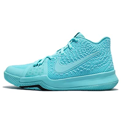 best service 36a91 8cca7 Nike Kid's Kyrie 3 GS, Aqua/Black: Amazon.co.uk: Shoes & Bags