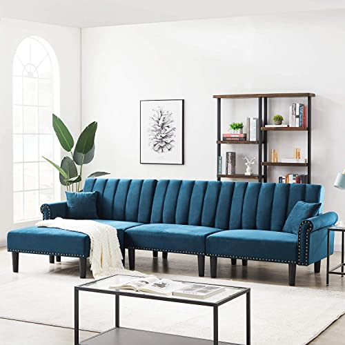 Recaceik Convertible Sectional Sofa