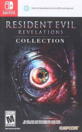 Resident Evil Revelations Collection for Nintendo Switch ...