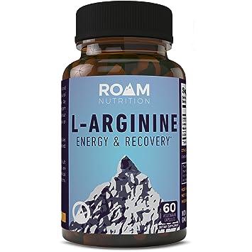 how long before l arginine works