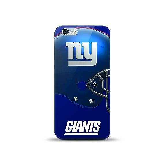 reputable site 20200 d27ab MIZCO SPORTS NFL-HL6-NYG iPhone 6/6S Helmet Case for NFL New York Giants
