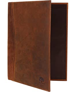 amazon com personalized leather padfolio executive leather