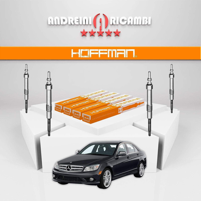 Kit bougies de pré chauffage HOFFMAN AUTOMOTIVE