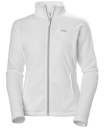 połowa ceny 50% zniżki szczegóły dla Helly Hansen Women's Daybreaker Lightweight Full-Zip Fleece Jacket, 004  White, X-Small