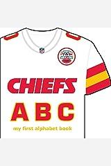 Kansas City Chiefs ABC Board book