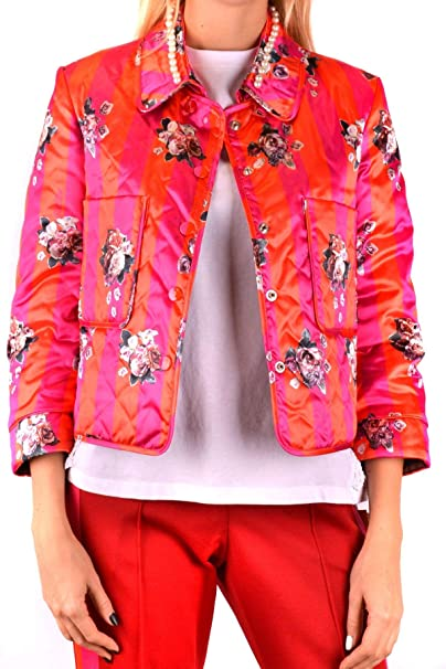 GOLDEN GOOSE Luxury Fashion Mujer MCBI36274 Rojo Chaqueta ...