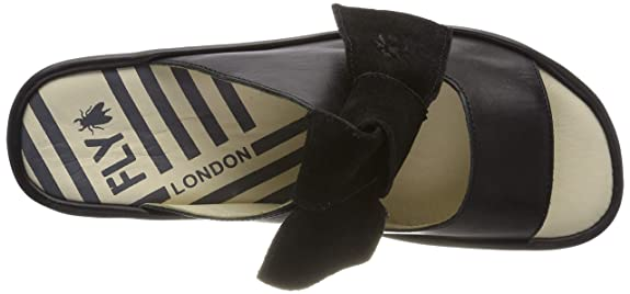 Bade954fly Mules Fly Fly London FemmeRouge srxhdCtQ