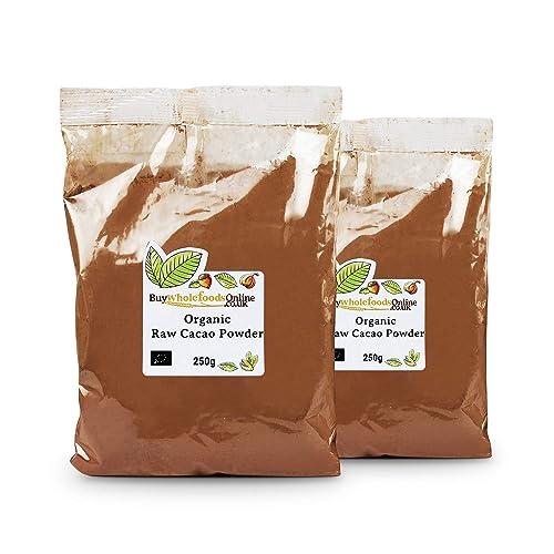 Organic Raw Cacao Powder 500g